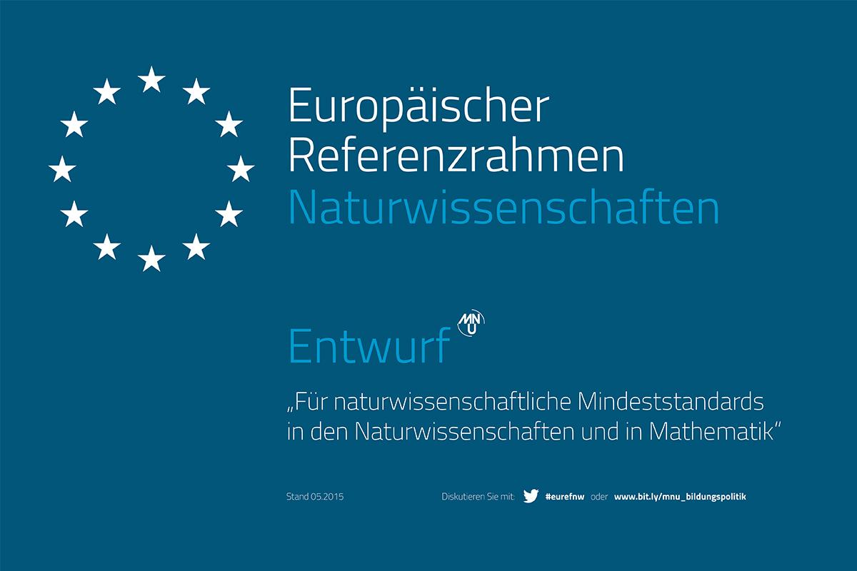 MINT go Europe - Europäischer Referenzrahmen