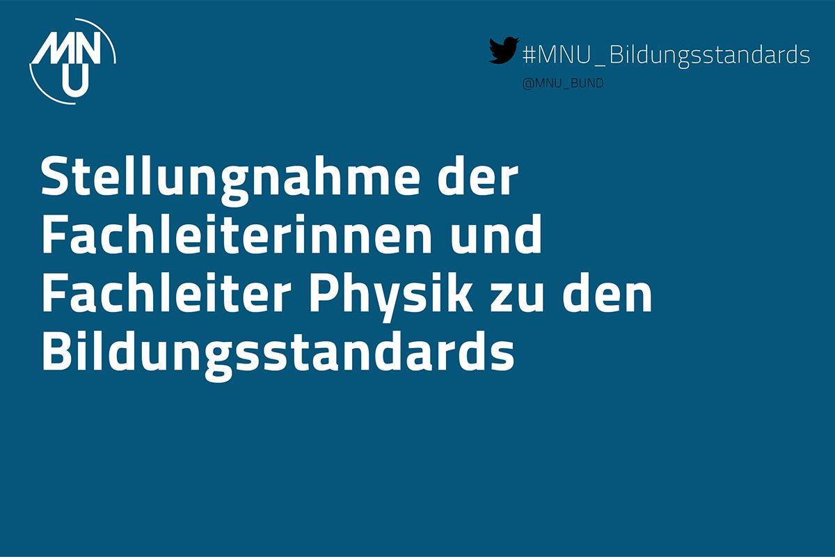 MNU - Verband zur Förderung des MINT-Unterrichts - Blog